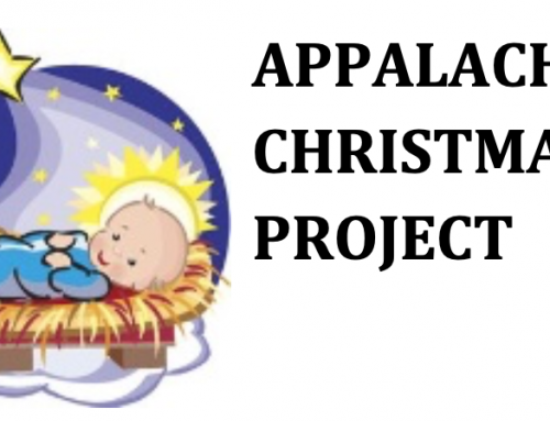 Appalachia Christmas Project 2019
