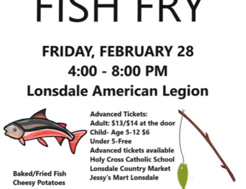 Fish Fry February 28, 2020