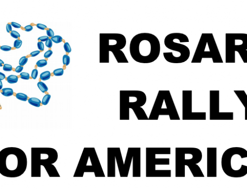 Rosary Rally October 12, 2019